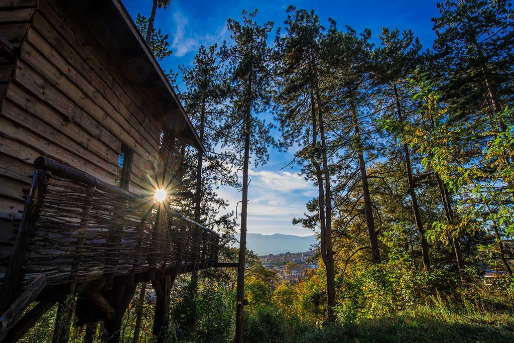 "Eco House ""Zemlyanka"", ""Wooden Eco House"""
